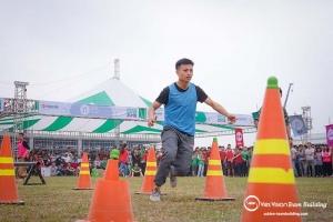Địa điểm tổ chức chương trình ngày hội thể thao sport day gần Hà Nội