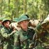 Dịch vụ cho thuê trang phục lính bộ đội rằn ri tại Hà Nội