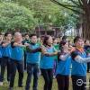 Tổ chức chương trình team building kết hợp du xuân tại Thảo Viên Resort