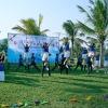 Tổ chức team building tại Cúc Phương Resort cho doanh nghiệp