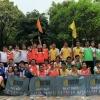 Tổ chức team building tại Sông Hồng Resort chuyên nghiệp