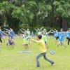 Tổ chức team building tại Cúc Phương Resort - Chương trình team building